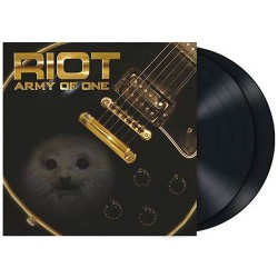 Riot - Army Of One - DOUBLE LP Gatefold
