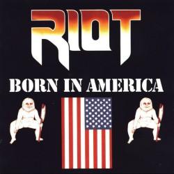 Riot - Born In America - CD DIGISLEEVE