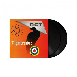 Riot - Nightbreaker - DOUBLE LP Gatefold