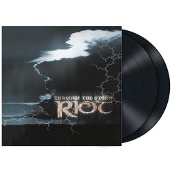 Riot - Through The Storm - DOUBLE LP Gatefold