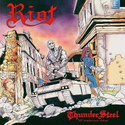 Riot - Thundersteel [30th Anniversary Edition] - CD + DVD Digipak