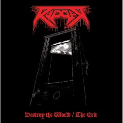 Ripper - Destroy The World / The Exit (The Demos) - LP