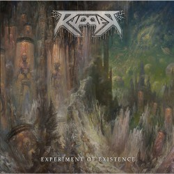 Ripper - Experiment Of Existence - CD