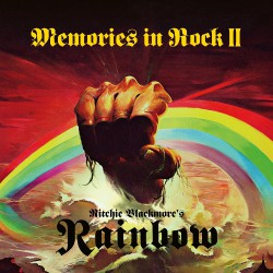 Ritchie Blackmore's Rainbow - Memories In Rock II - 2CD + DVD