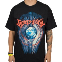 Rivers Of Nihil - Globe - T-shirt (Men)