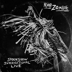 Rob Zombie - Spookshow International Live - CD