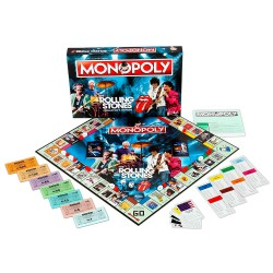 Rolling Stones - Monopoly Collector's Edition - GAME