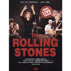 Rolling Stones - Out Of Control - Live 1998 - DVD
