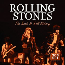 Rolling Stones - The Rock & Roll History - Triple CD