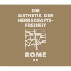Rome - Die Aesthetik der Herrschaftsfreiheit - A Cross of Fire - CD DIGIPAK