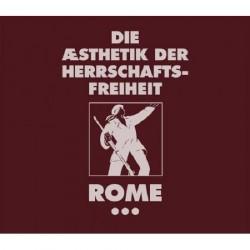 Rome - Die Aesthetik der Herrschaftsfreiheit - A Cross of Flowers - CD DIGIPAK