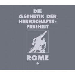 Rome - Die Aesthetik der Herrschaftsfreiheit - A Cross of Wheat - CD DIGIPAK