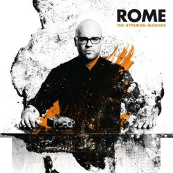 Rome - The Hyperion Machine - LP COLOURED + CD