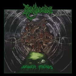 Rotheads - Sewer Fiends - CD
