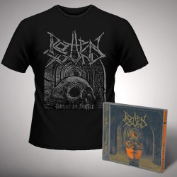 Rotten Sound - Abuse To Suffer - CD + T-shirt bundle (Men)