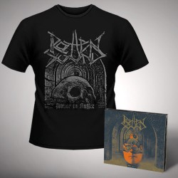 Rotten Sound - Abuse To Suffer - CD DIGIPAK + T-shirt bundle (Men)