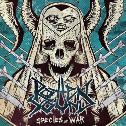 Rotten Sound - Species at War - Maxi single CD