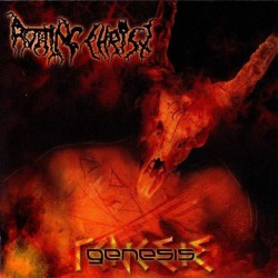 Rotting Christ - Genesis - CD DIGIPAK