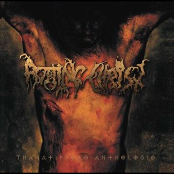 Rotting Christ - Thanatiphoro Anthologio - 3LP BOX