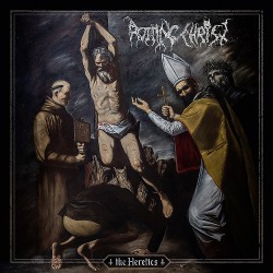 Rotting Christ - The Heretics - CD DIGIPAK + Digital