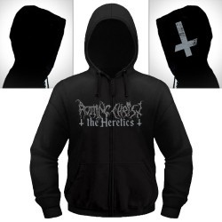 Rotting Christ - The Heretics - Hooded Sweat Shirt Zip (Men)