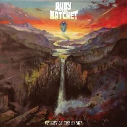 Ruby The Hatchet - Valley Of The Snake - CD DIGIPAK