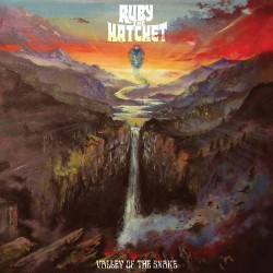 Ruby The Hatchet - Valley Of The Snake - LP