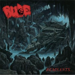 Rude - Remnants... - CD DIGIPAK