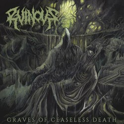Ruinous - Graves Of Ceaseless Death - LP