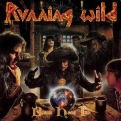 Running Wild - Black Hand Inn - DOUBLE LP Gatefold