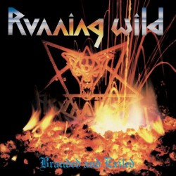 Running Wild - Branded And Exiled - CD DIGIBOOK