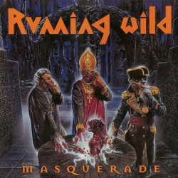 Running Wild - Masquerade - DOUBLE LP