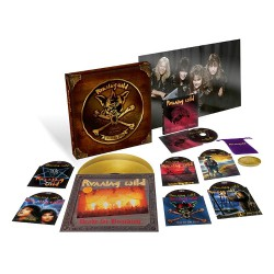 Running Wild - Pieces Of Eight - LP BOX
