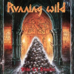 Running Wild - Pile Of Skulls - DOUBLE LP Gatefold