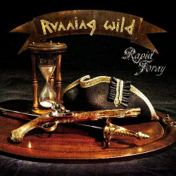 Running Wild - Rapid Foray - DOUBLE LP GATEFOLD COLOURED + CD
