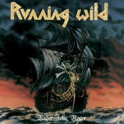 Running Wild - Under Jolly Roger - LP