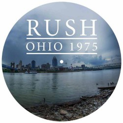 Rush - Ohio 1975 - LP PICTURE