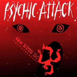 "Ruts DC - Psychic Attack - 7"" vinyl"