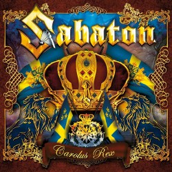 Sabaton - Carolus Rex [Swedish Version] - CD