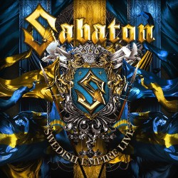 Sabaton - Swedish Empire Live - CD