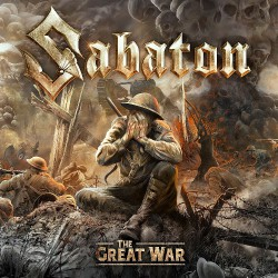 Sabaton - The Great War - CD