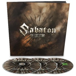 Sabaton - The Last Stand - 2CD + DVD earbook