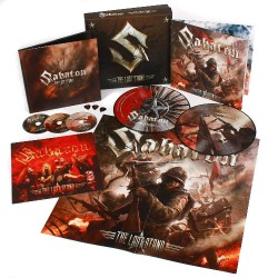 Sabaton - The Last Stand - BOX 2LP/2CD/DVD