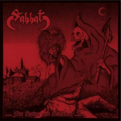 Sabbat - ...For Satan And Sacrifice - LP Gatefold