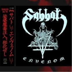 Sabbat - Envenom - CD