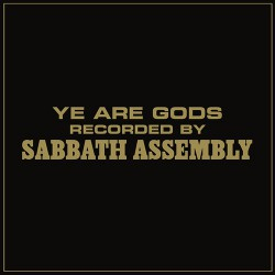 Sabbath Assembly - Ye Are Gods - CD DIGIBOOK