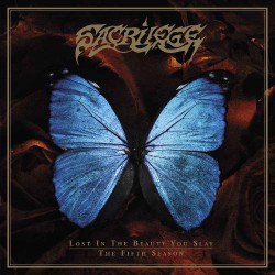 Sacrilege - Lost In The Beauty You Slay / The Fifth Season - DOUBLE CD