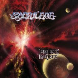 Sacrilege - Turn Back Trilobite - CD DIGIPAK