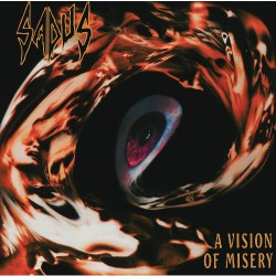 Sadus - A Vision Of Misery - CD DIGIPAK