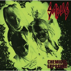Sadus - Chemical Exposure - CD DIGIPAK